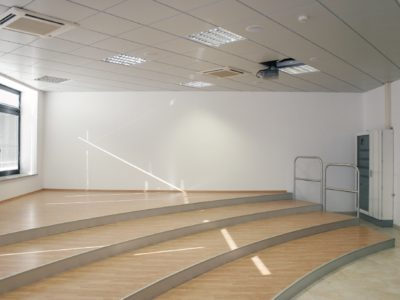 Galleria Aule didattiche