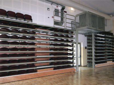 Galleria Tribune telescopiche
