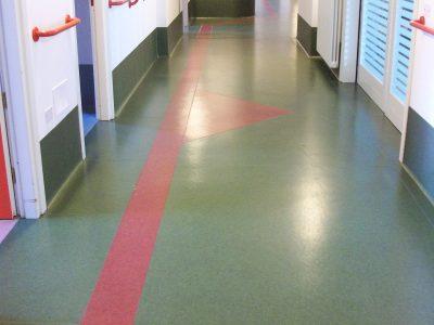 Galleria Pavimenti settore sanitario