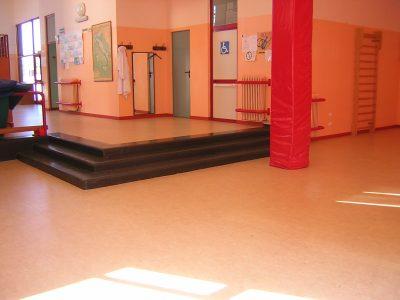 Galleria Pavimentazioni per asilo, scuola, università e comunità